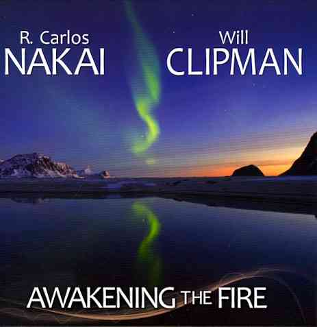 AWAKENING THE FIRE BY NAKAI,R. CARLOS (CD)